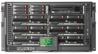 HP Blade System c3000